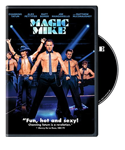 Magic Mike DVD