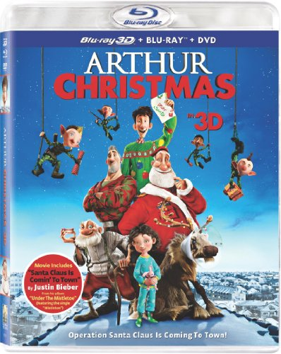 Arthur Christmas [Blu-ray] DVD