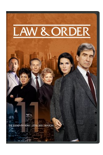Law & Order: The Eleventh Year DVD