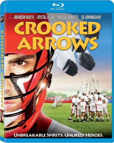 Crooked Arrows [Blu-ray] DVD