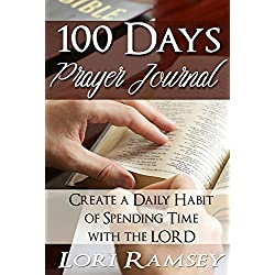 100 Days Prayer Journal