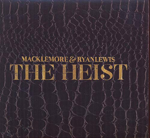 Album Cover: The Heist