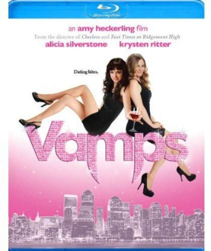 Vamps [Blu-ray] DVD