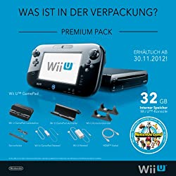 Wii U Inhalt