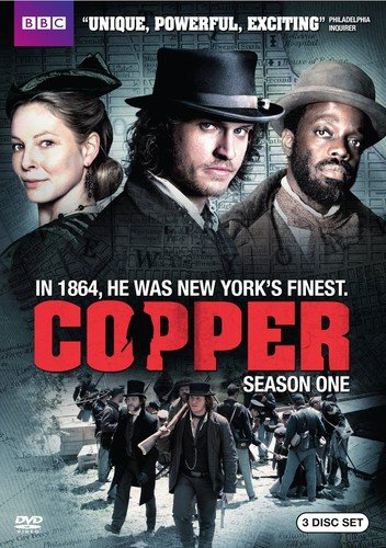 Copper: Season One DVD