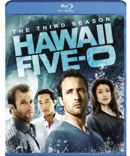 Hawaii Five-O: The Third Season [Blu-ray] DVD