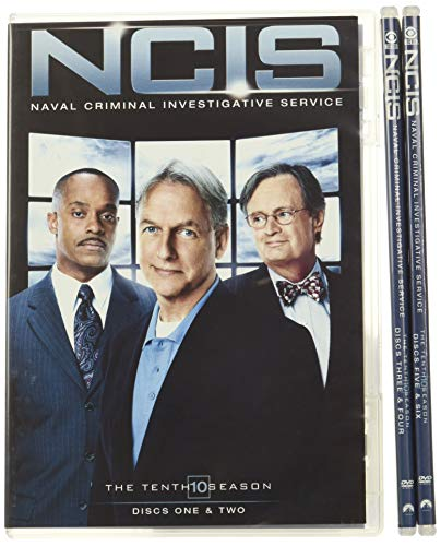 NCIS: The Complete Tenth Season DVD
