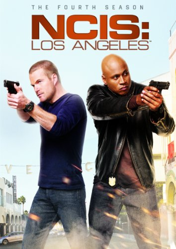 NCIS: Los Angeles - The Fourth Season DVD