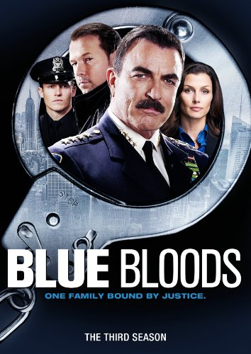 Blue Bloods: The Third Season DVD