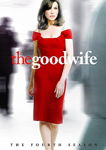 The Good Wife: The Fourth Season DVD