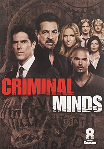 Criminal Minds: The Eighth Season DVD