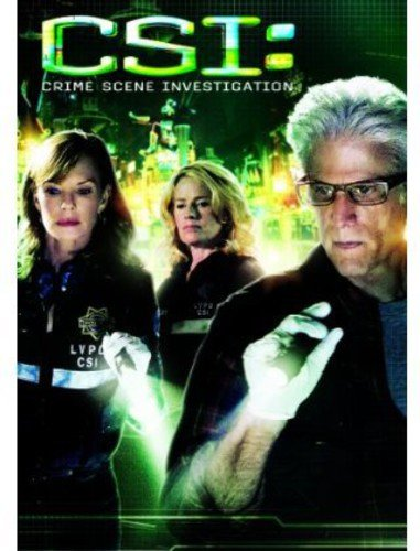 CSI: Crime Scene Investigation - The 13th Season DVD