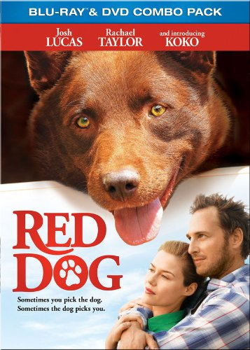 Red Dog BD Combo [Blu-ray] DVD