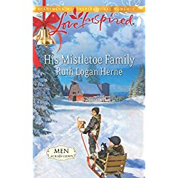His Mistletoe Family (Men of Allegany County Book 6)