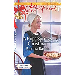 A Hope Springs Christmas (Brides of Amish Country Book 7)