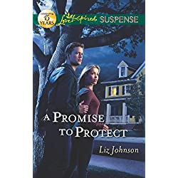 A Promise to Protect: Faith in the Face of Crime (Men of Valor Book 1)
