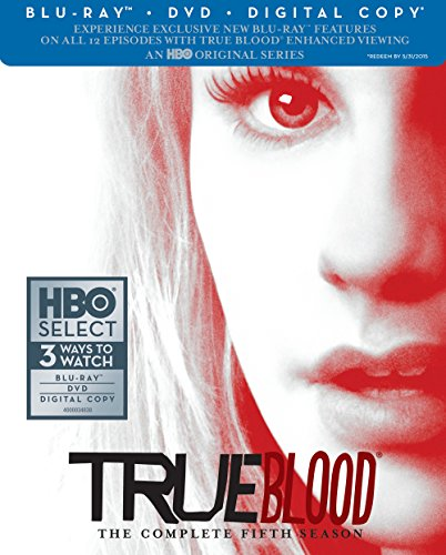 True Blood: The Complete Fifth Season  DVD