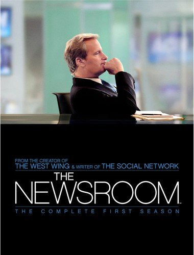 The Newsroom: The Complete First Season DVD