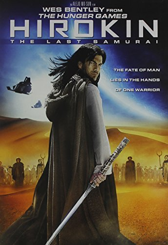 Hirokin: The Last Samurai DVD