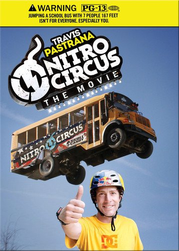 Nitro Circus: The Movie DVD
