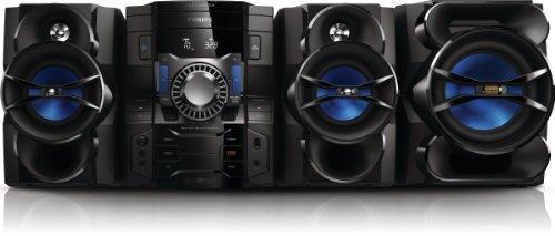 Amazon UK Deal:- Philips FWM6000/10 Mini System with 3 Disc CD changer for £149.99
