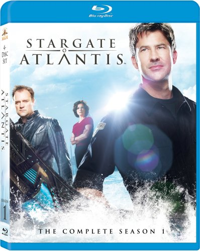 Stargate Atlantis: Season 1 [Blu-ray] DVD