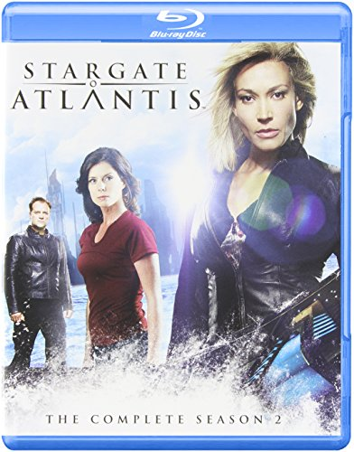 Stargate Atlantis: Season 2 [Blu-ray] DVD