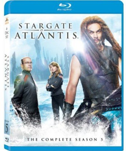 Stargate Atlantis: Season 5 [Blu-ray] DVD