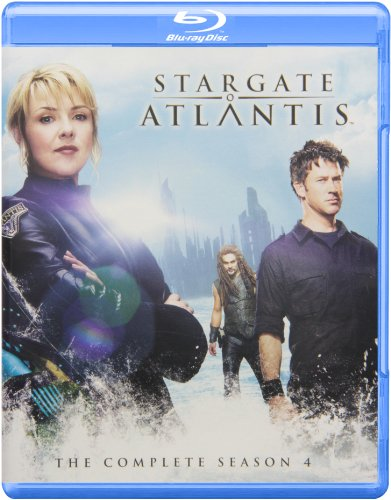 Stargate Atlantis: Season 4 [Blu-ray] DVD