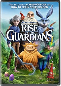 Friday Flick: Rise of the Guardians