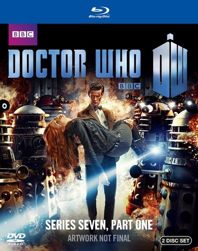 Doctor Who: Series Seven - Part One [Blu-ray] DVD