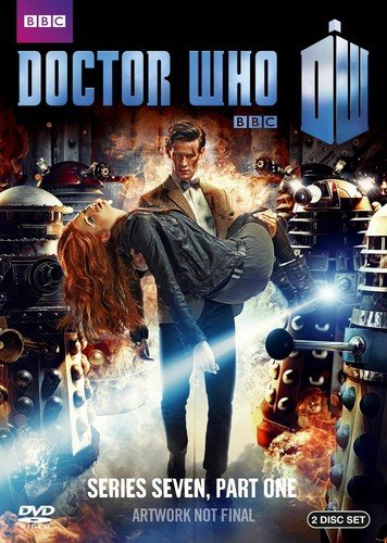 Doctor Who: Series Seven - Part One DVD
