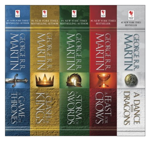 Book Game of Thrones Box Set