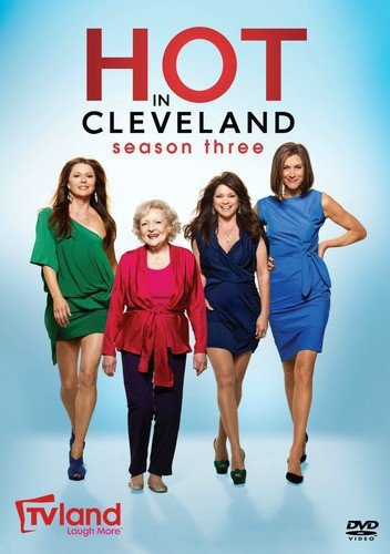 Hot in Cleveland: Season Three DVD