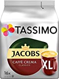 Product Image of Tassimo Jacobs Caffe Crema Classico X-Large (Pack of 5)