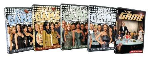 The Game: Five Season Pack DVD