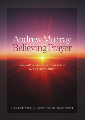 Believing Prayer