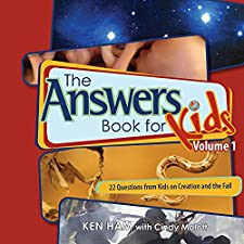 The Answers Book for Kids Volume 1