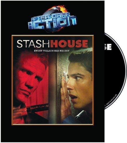 Stash House DVD