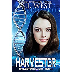 Harvester (Book 1, Harvester of Light Trilogy)