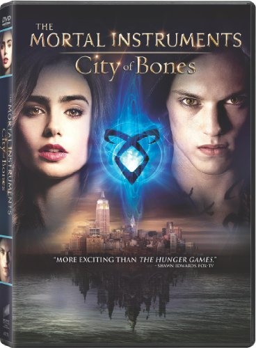 The Mortal Instruments: City of Bones  DVD