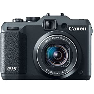 G15 12.1 MP Digital Camera | Best Point and Shoot Camera 2013