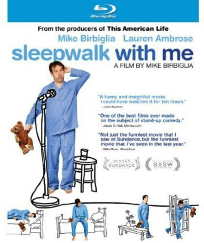 Sleepwalk with Me [Blu-ray] DVD