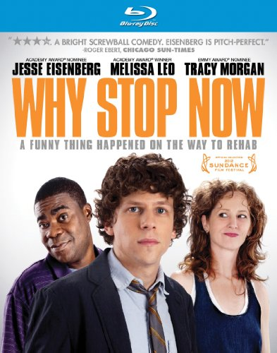Why Stop Now [Blu-ray] DVD