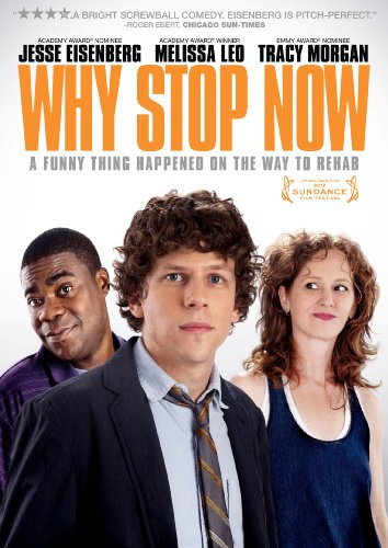 Why Stop Now DVD