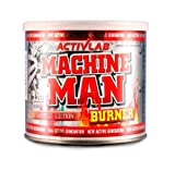 Activlab Machine Man Burner (120 Caps), 1er Pack (1 x 200 g)