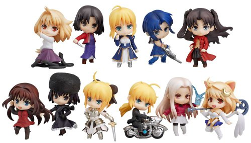 TYPE-MOON ねんどろいどぷち TYPE-MOON COLLECTI