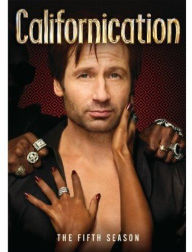 Californication: The Fifth Season DVD