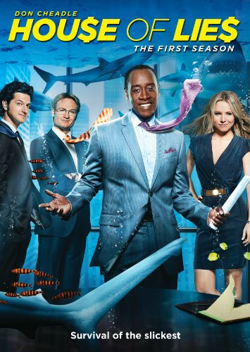 House Of Lies: Season One DVD