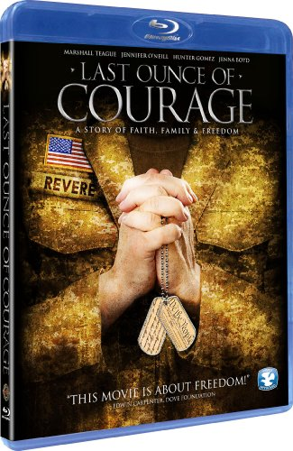 Last Ounce of Courage [Blu-ray] DVD